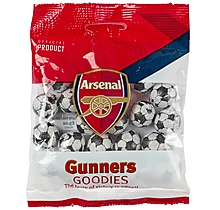 Arsenal Chocolate Football Sweets Bag
