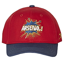 Arsenal Junior Pow Cap