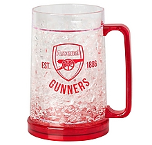 Arsenal Gunners Freezer Mug