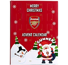 Arsenal Advent Calendar