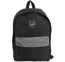 Arsenal Reflective Camo Black Backpack