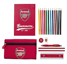 Arsenal Ultimate Stationery Set