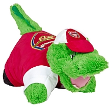 Arsenal Pillow Gunnersaurus