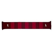 Arsenal Essentials Burgundy Gold Cannon Scarf