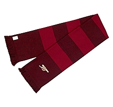 Arsenal Burgundy & Marl Gold Cannon Scarf