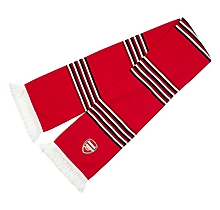 Arsenal Red & Stripe Scarf
