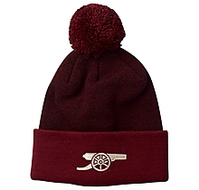 Arsenal Essentials Burgundy Gold Cannon Hat