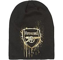 Arsenal Foil Slouch Beanie