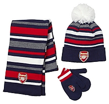 Arsenal Infant Stripe Set