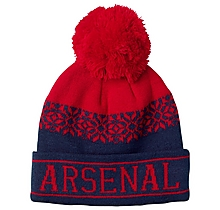 Arsenal Snow Beanie