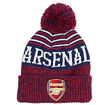 Arsenal Since 1886 Marl Stripe Beanie
