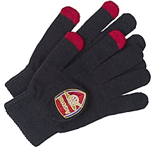 Arsenal Leisure Kids Touch Screen Gloves