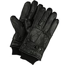 Arsenal Since 1886 Leather Gloves