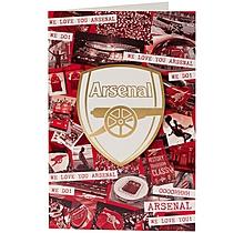 We Love You Arsenal Blank Card