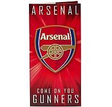 Arsenal Money Wallet Card