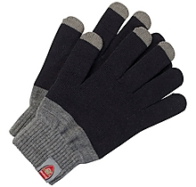 Arsenal Leisure Mens Touch Screen Gloves