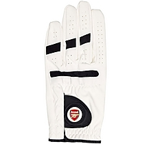Arsenal Golf Glove & Removable Marker (LH)