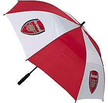 Arsenal 8 Panel Vented Golf Umbrella