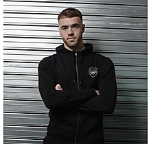 Arsenal Essentials Zip Hoody