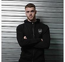 Arsenal Essentials Zip Hoody