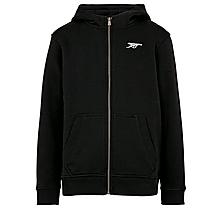 Arsenal Kids Essentials Zip Hoody (4-13yrs)