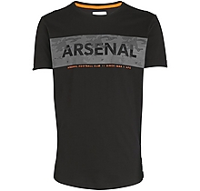 Arsenal Since 1886 Mono Geo Text T-Shirt