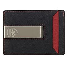 Arsenal Leather Card Holder