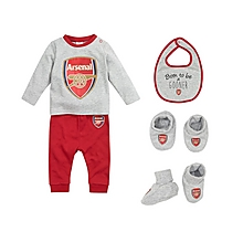 Arsenal Baby 4 Pack Set