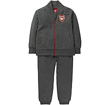 Arsenal Baby Fashion Zip Tracksuit