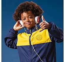 Arsenal Kids Gunnersaurus Headphones