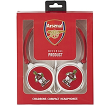 Arsenal Kids Gunnersaurus Headphones