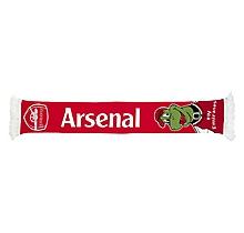 Arsenal Gunnersaurus Scarf