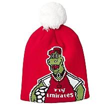 Arsenal Gunnersaurus Pom Beanie