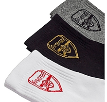 Arsenal Essentials Kids Crest Socks