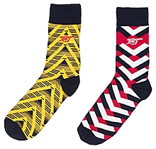 Arsenal Retro Novelty Socks