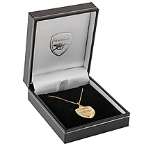 Arsenal 9ct Gold Pendant & Chain