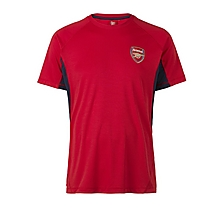 Arsenal Leisure Crest Badge T-Shirt