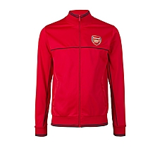 Arsenal Leisure Retro Zip Track Top