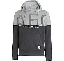 Arsenal Since 1886 Contrast Panel Hoody