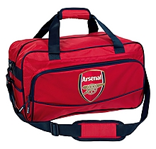 Arsenal Red Holdall