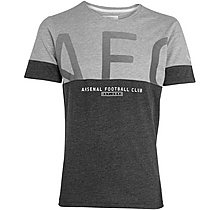 Arsenal Since 1886 Contrast Panel T-Shirt