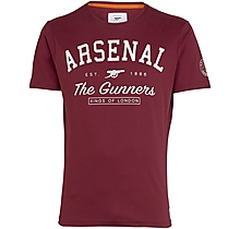 Arsenal Since 1886 Gunners T-Shirt