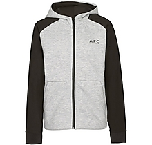 Arsenal Kids Since 1886 Contrast Sleeve Hoody (4-13yrs)