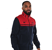 Arsenal Leisure Tricot Retro Jacket