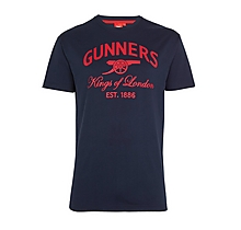 Arsenal Kings Of London T-Shirt