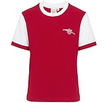 973fea9a6 Arsenal Kids 1970s Home Shirt (4-13yrs)