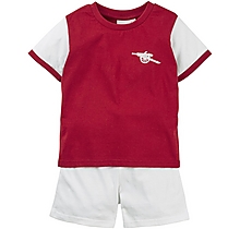 Arsenal Baby Retro 1970s Kit