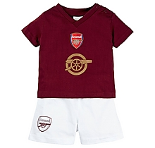 Arsenal Baby Retro 2006 Highbury Kit