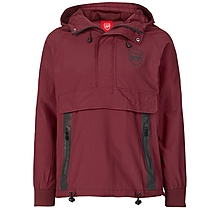 Arsenal Leisure 1/4 Zip Windbreaker