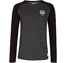 Arsenal Since 1886 LS Raglan T-Shirt